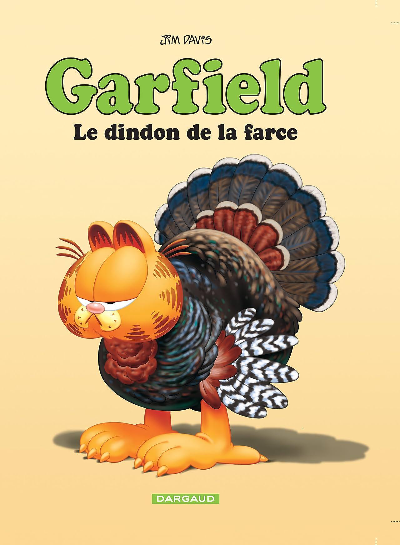 Garfield Vol. 54: Le dindon de la farce