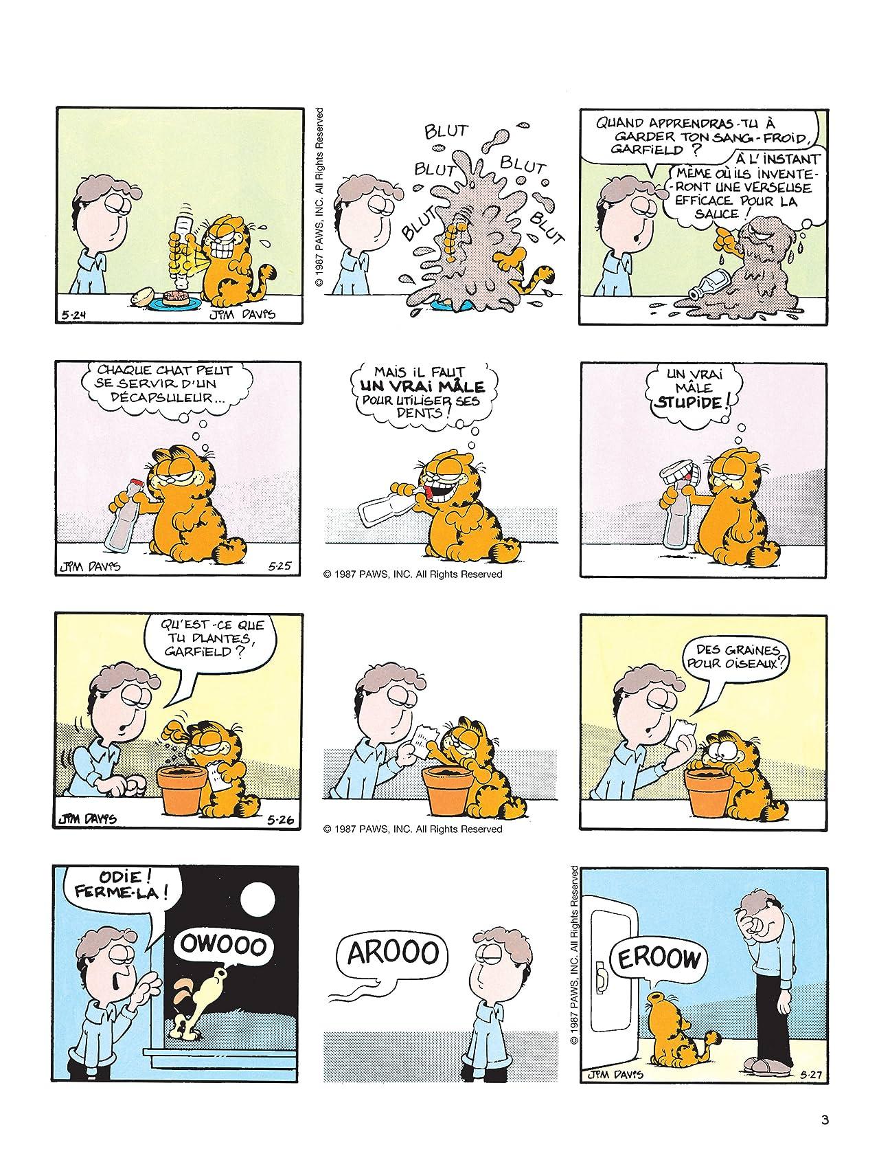 Garfield Vol. 6: Mon royaume pour une lasagne