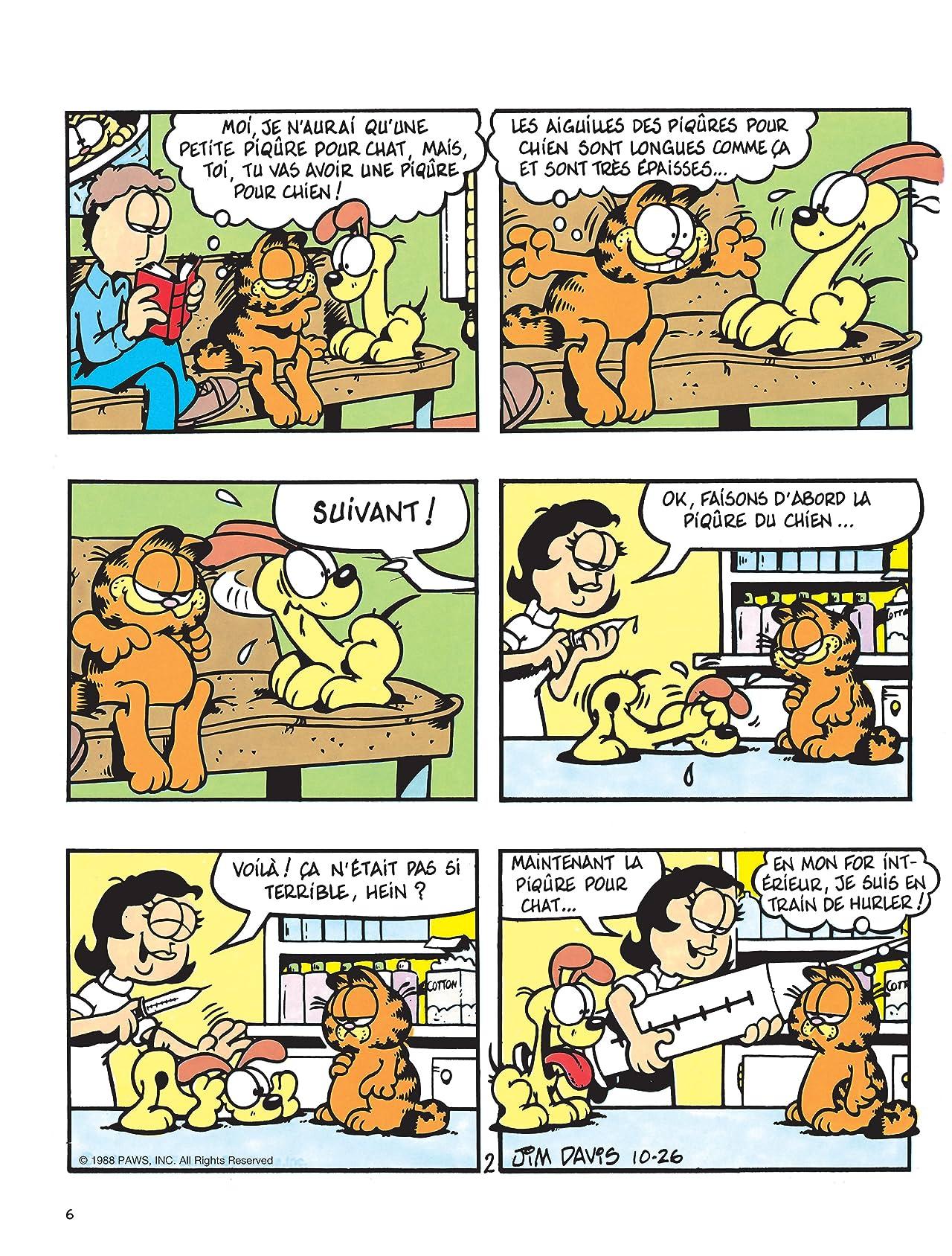 Garfield Vol. 9: La bonne vie !
