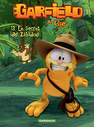 Garfield & Cie Vol. 13: Le secret de Zabadou