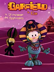Garfield & Cie Vol. 14: La revanche des Egyptochats