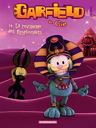 Garfield & Cie Tome 14: La revanche des Egyptochats