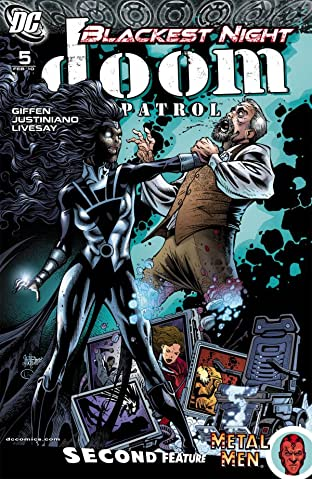 Doom Patrol (2009-2011) No.5