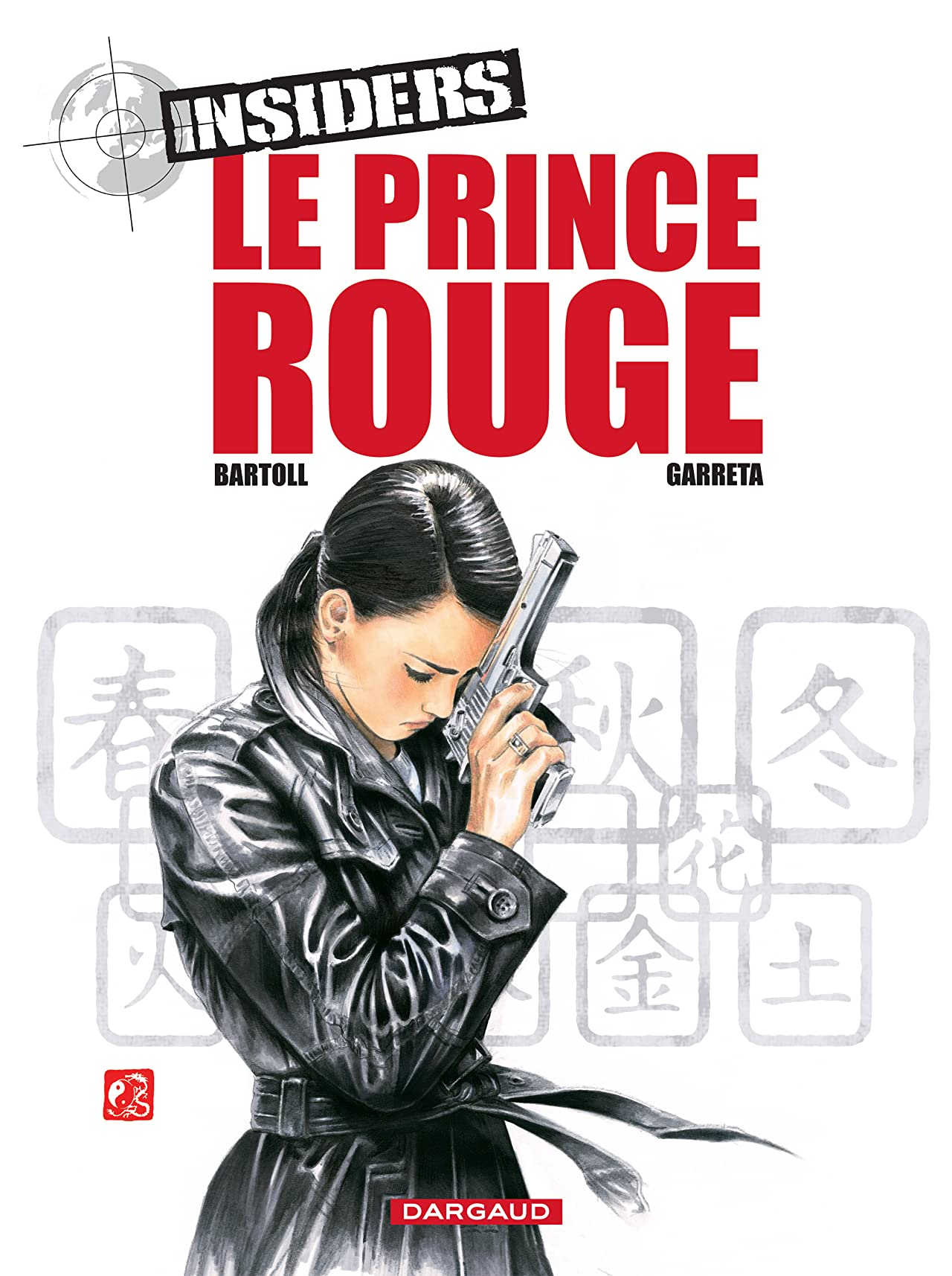Insiders Vol. 8: Le Prince Rouge