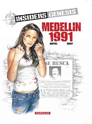 Insiders Genesis Vol. 1: Medellin 1991