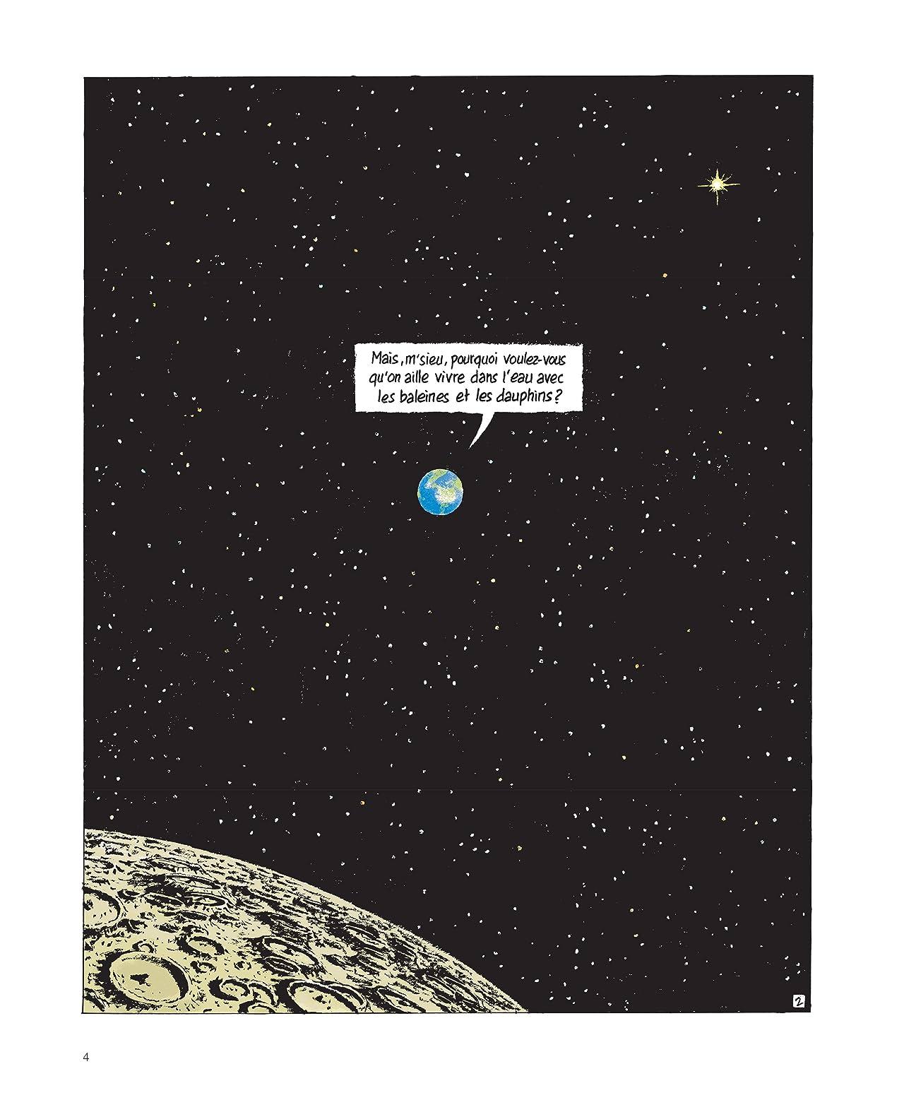 Une épatante aventure de Jules Vol. 6: Un plan sur la comète