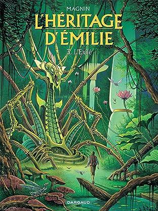 L'Héritage d'Emilie Vol. 3: L'Exilé