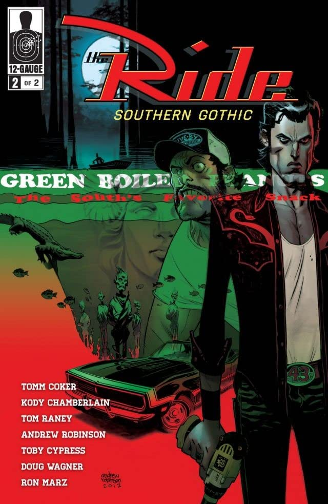 The Ride: Southern Gothic #2 (of 2)