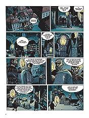 Le Dernier Templier-  Saison 2 Vol. 5: L'Oeuvre du démon