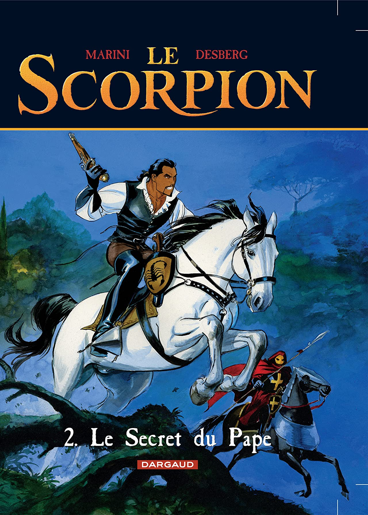 Le Scorpion Vol. 2: Le Secret du Pape