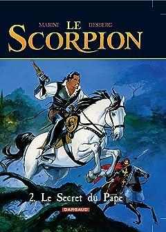 Le Scorpion Tome 2: Le Secret du Pape