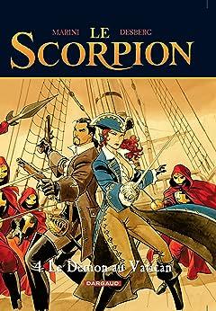 Le Scorpion Tome 4: Le Démon au Vatican
