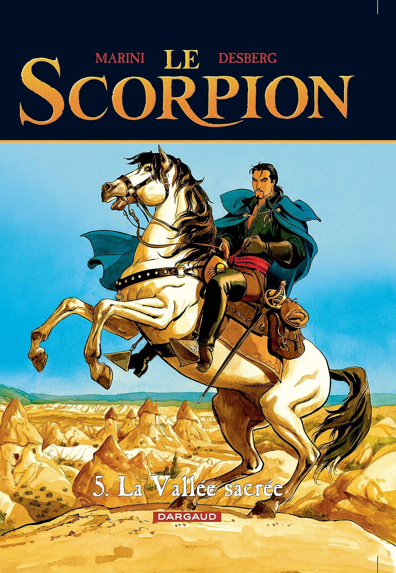 Le Scorpion Vol. 5: La Vallée sacrée