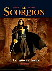 Le Scorpion Vol. 6: Le Trésor du temple