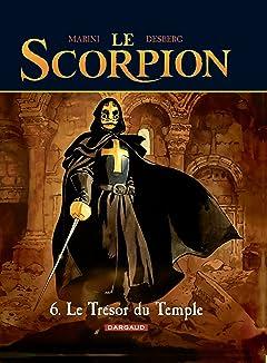 Le Scorpion Tome 6: Le Trésor du temple