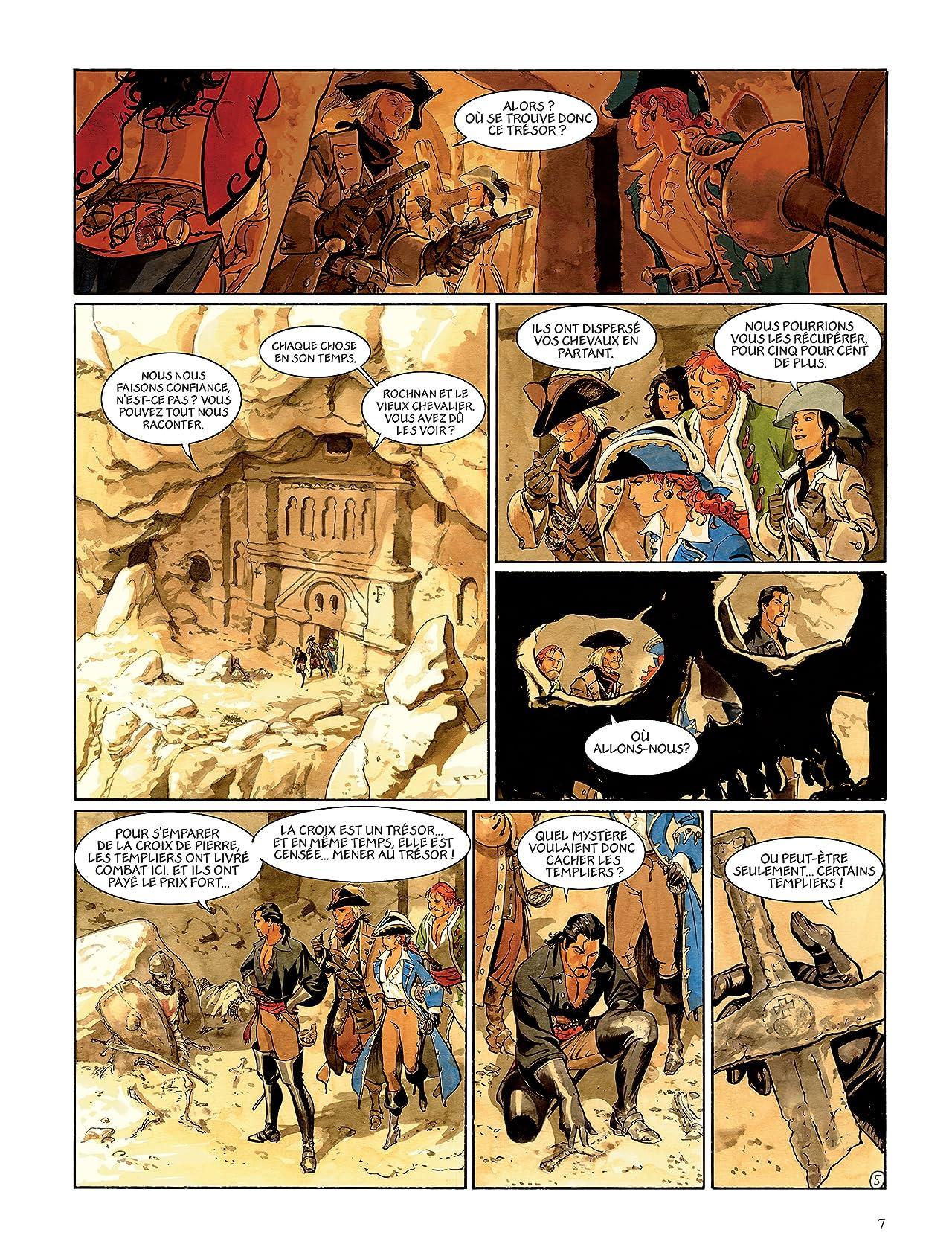 Le Scorpion Vol. 6: Le Trésor du temple
