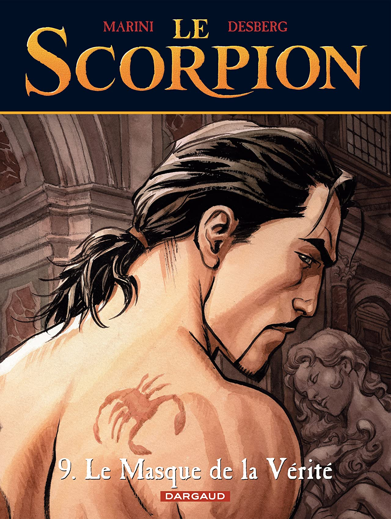 Le Scorpion Vol. 9: Le Masque de la vérité