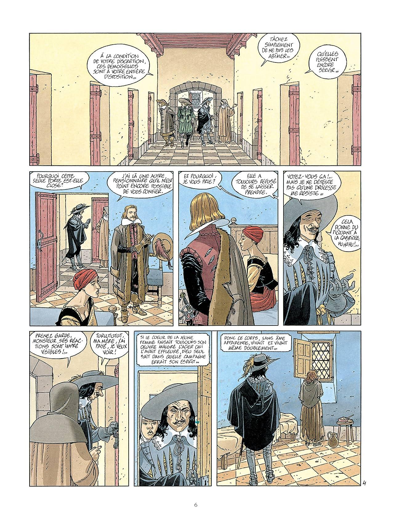 Les 7 Vies de l'épervier -  2ème époque Vol. 1: La Folle et l'assassin