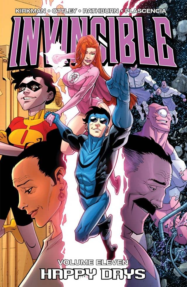 Invincible Tome 11: Happy Days