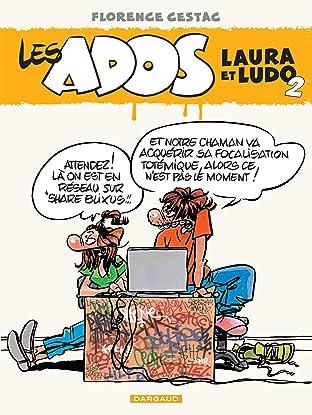 Les Ados Laura et Ludo Vol. 2
