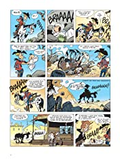 Les aventures de Kid Lucky d'après Morris Vol. 1: L'apprenti Cow-boy (1)