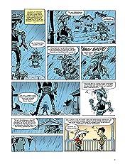 Les aventures de Kid Lucky d'après Morris Vol. 2: Lasso périlleux (2)