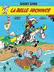 Les aventures de Lucky Luke d'après Morris Vol. 1: La belle province