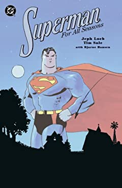 Superman: For All Seasons