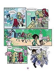 Les Elfées Vol. 4: Les Elfées (4)