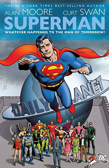 Superman: Whatever Happened to the Man of Tomorrow?