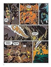 Megaron Vol. 1: Le mage exilé