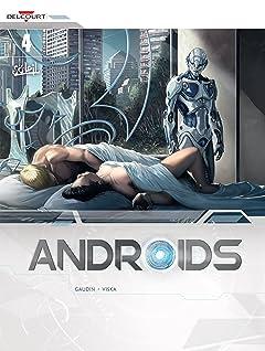 Androids Vol. 4: Kielko's Tears