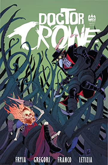 Dr Crowe #2