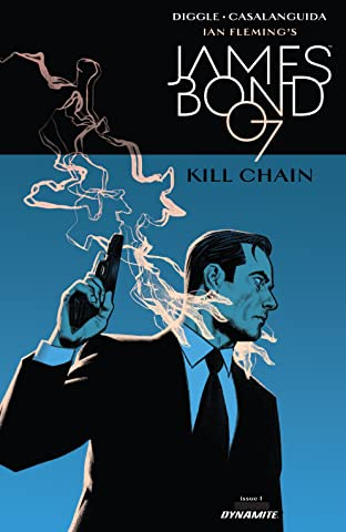 James Bond: Kill Chain #1