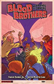 Blood Brothers #2