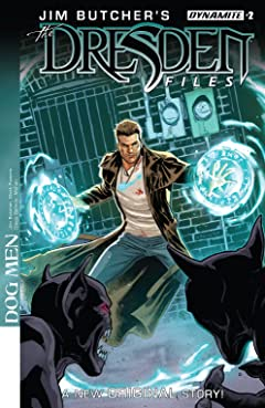Jim Butcher's The Dresden Files: Dog Men #2