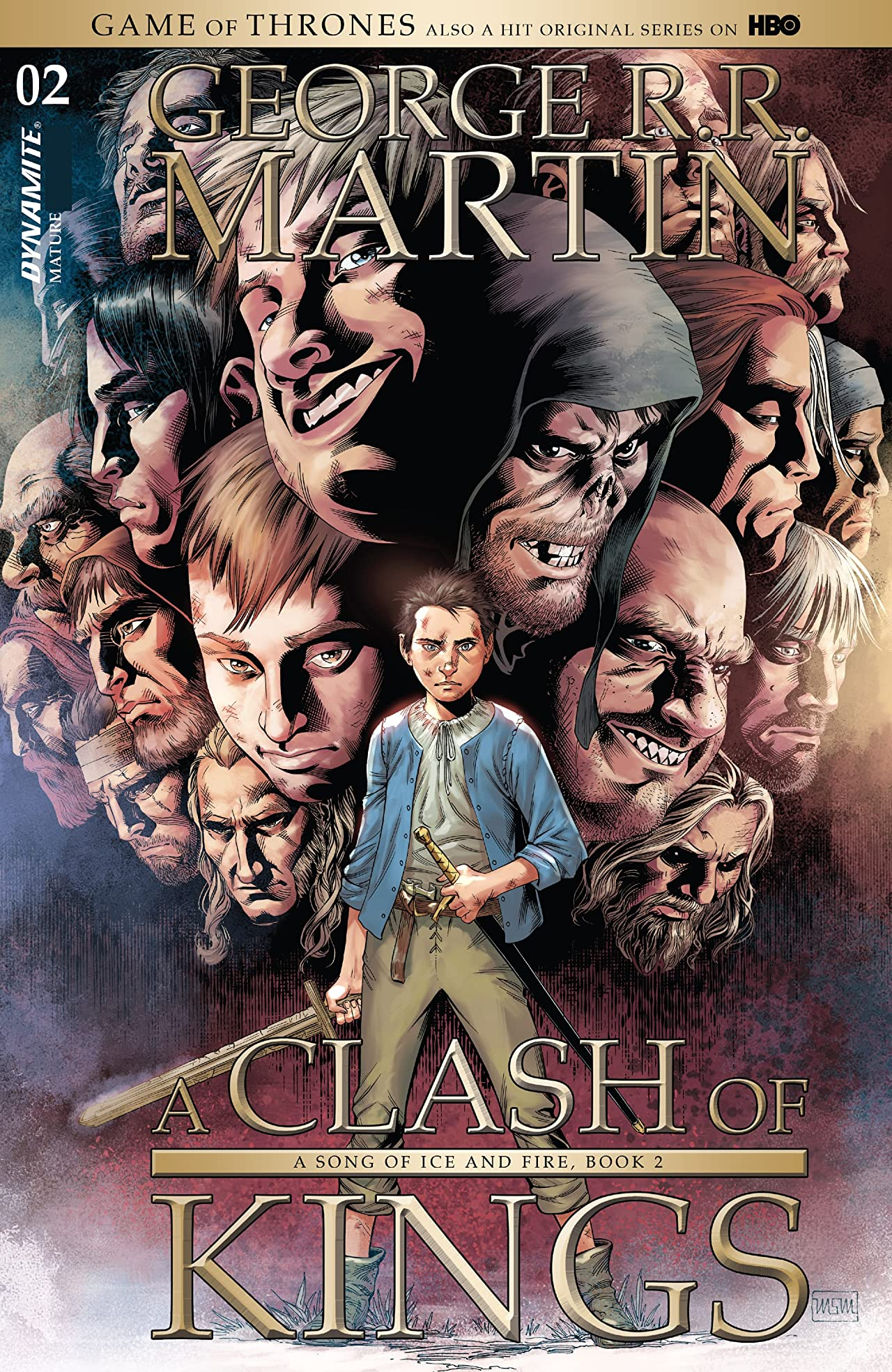 George R.R. Martin's A Clash Of Kings: The Comic Book #2