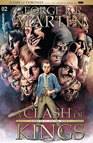 George R.R. Martin's A Clash Of Kings: The Comic Book No.2