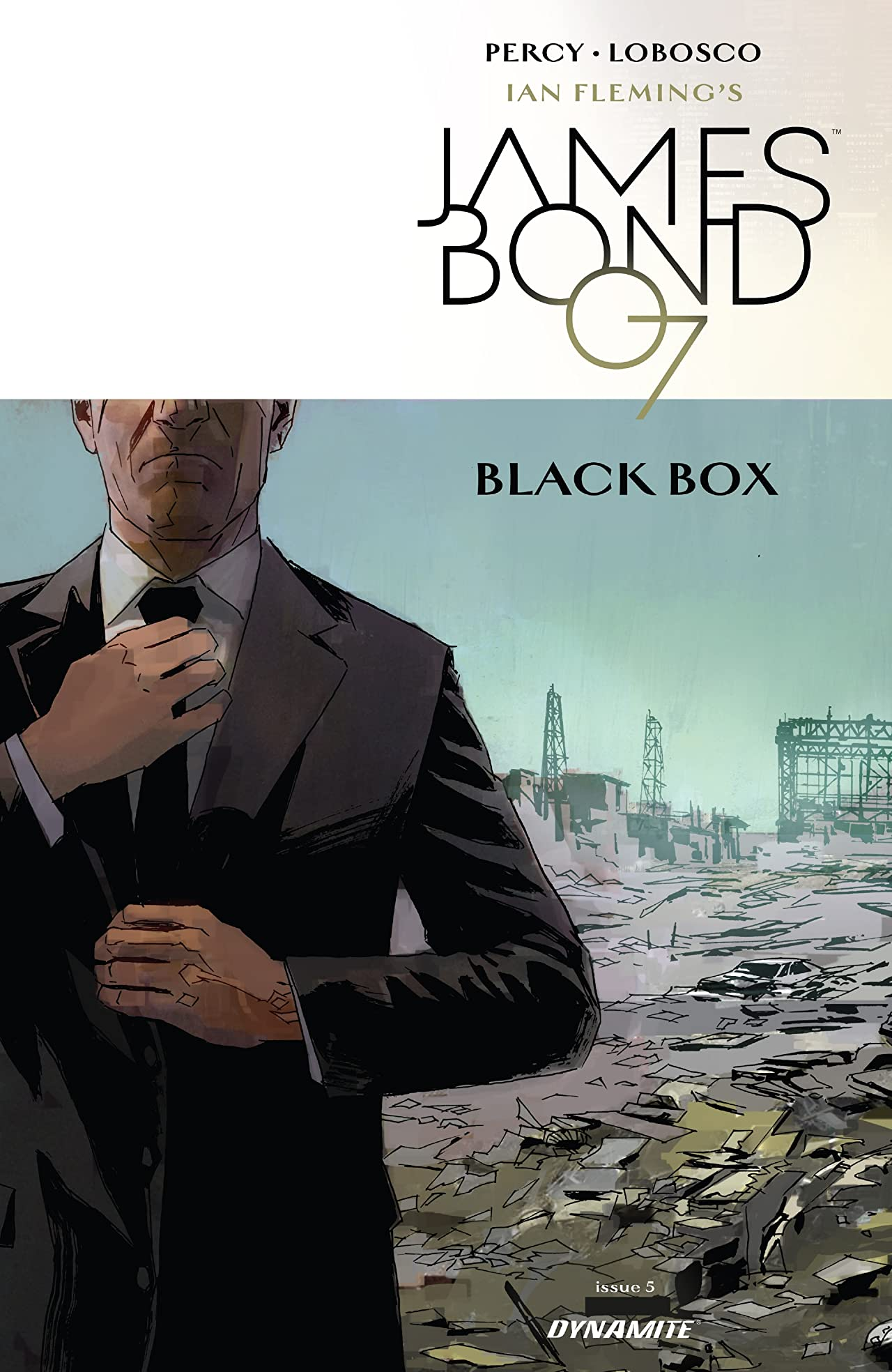 James Bond: Black Box (2017) #5 (of 6)