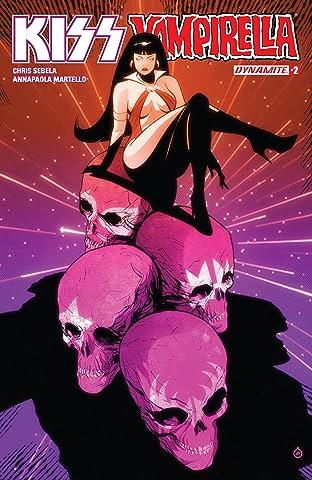 Kiss/Vampirella #2