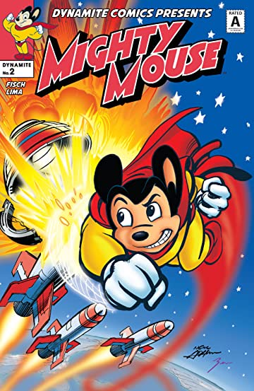 Mighty Mouse No.2