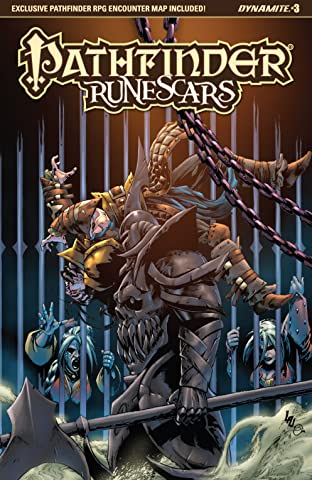 Pathfinder: Runescars No.3