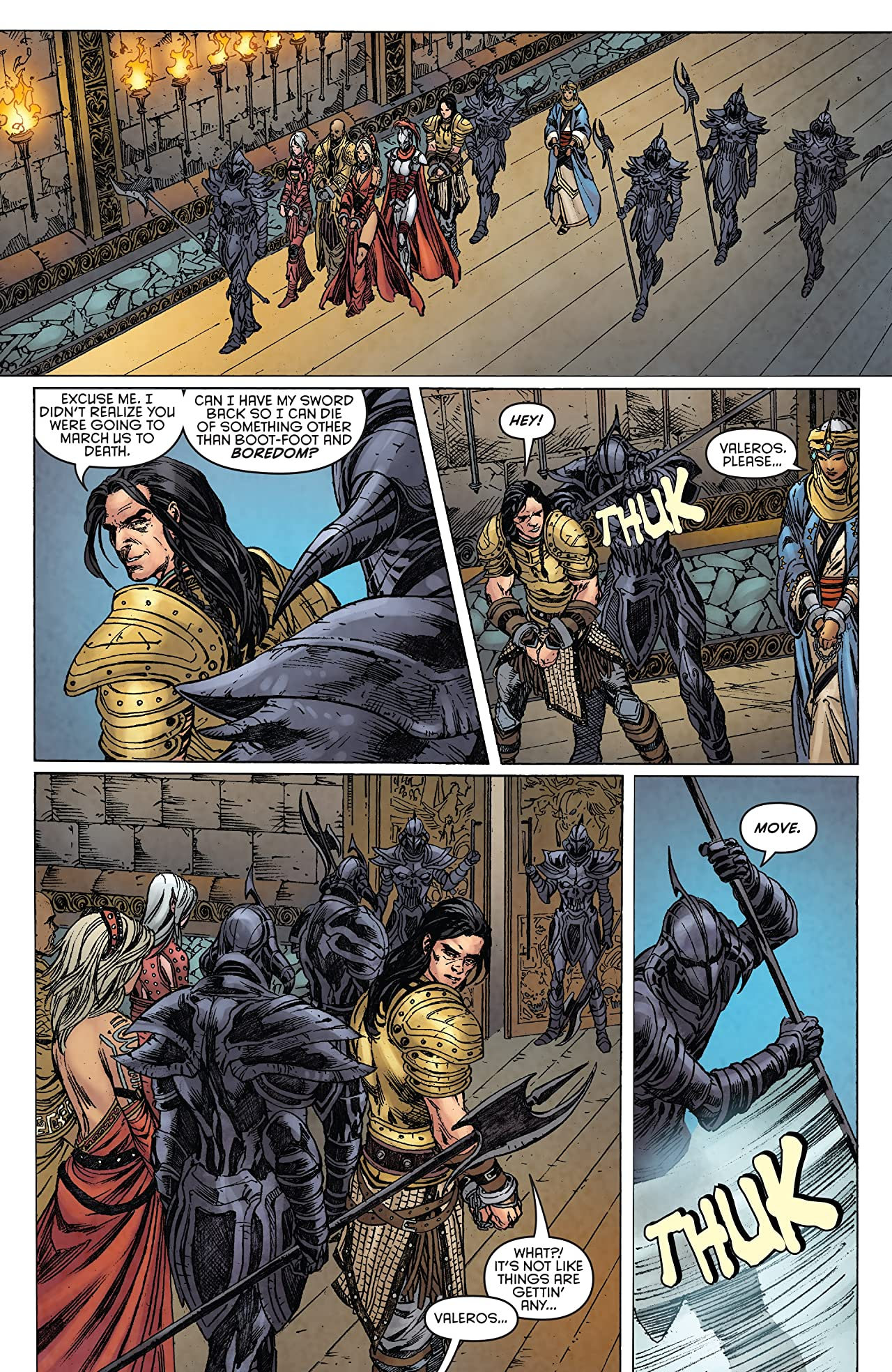 Pathfinder: Runescars #3
