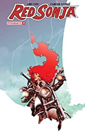 Red Sonja Vol. 4 #7