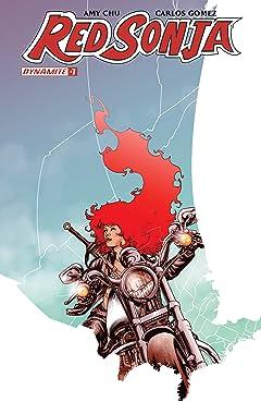 Red Sonja Vol. 4 #7