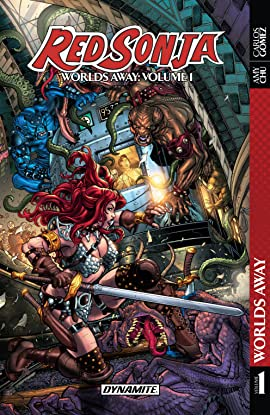 Red Sonja: Worlds Away Tome 1