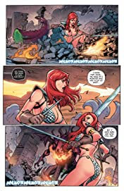 Red Sonja: Worlds Away Vol. 1