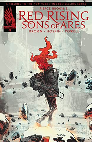 Pierce Brown's Red Rising: Sons Of Ares #3 (of 6)