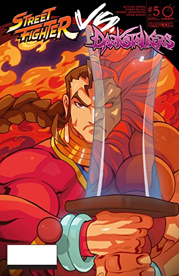 Street Fighter VS Darkstalkers No.5 (sur 8)