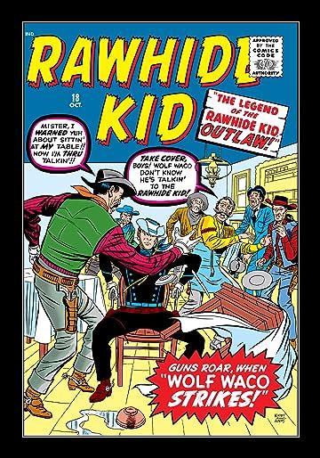 Rawhide Kid (1960-1979) #18